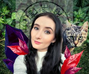 Ania - kolażowy portret mocy
