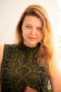 Martyna Friedla - portret