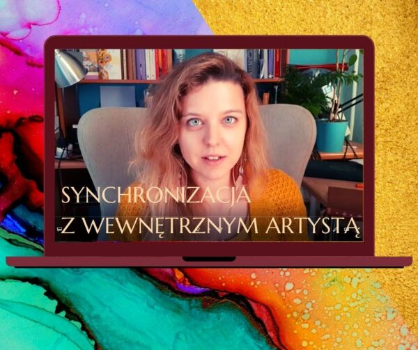 synchronizacja z wewnętrznym artystą
